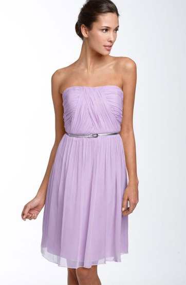 Donna Morgan Belted Chiffon Dress, from shop.nordstrom.com