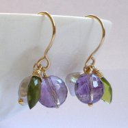 Earrings, by OVGilliesDesigns on etsy.com