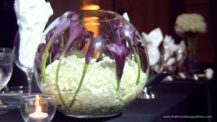 Fishbowl centrepiece idea
