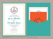 Invitation, by sheilamaridesign on etsy.com