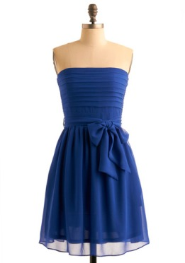 Ultra Marina dress, from modcloth.com