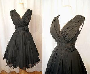 Bridesmaid dress, by wearitagain on etsy.com