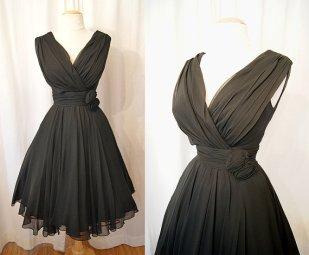 Bridesmaid dress, by wearitagain on etsy.com