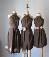 Bridesmaid dresses, by AtelierSignature on etsy.com