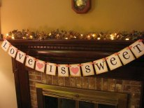 Dessert or candy table banner, by inspirationalbanners on etsy.com