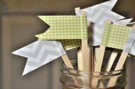 Drink stirrers, by bbond0520 on etsy.com