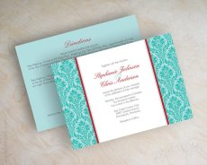 Invitation, by appleberryink on etsy.com