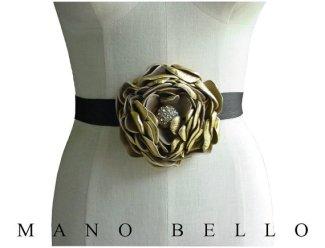 Wedding sash, by ManoBello on etsy.com