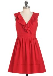 Accustomed to Classic dress, from modcloth.com