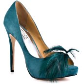 Badgley Mischka 'Ginnie' heels, from heels.com
