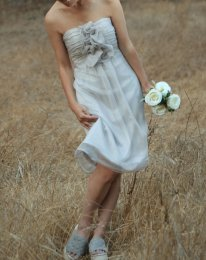 Bridesmaid dress, by FM908 on etsy.com