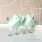 Cake toppers, by asweetreverie on etsy.com