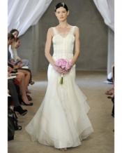 Carolina Herrera dress from Spring 2013 collection