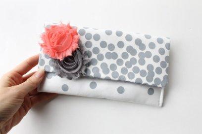 Clutch purse, by allisajacobs on etsy.com