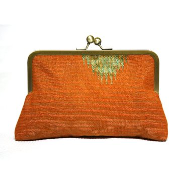 Clutch purse, by Urbanknit on etsy.com