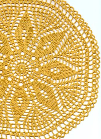 Doily, by faustapink900 on etsy.com
