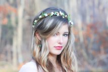 Headband, by serenitycrystal on etsy.com