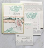 Invitation, by BeaconLane on etsy.com