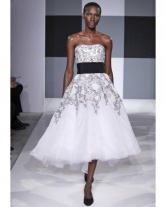 Isaac Mizrahi dress from Spring 2013 collection