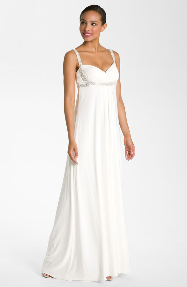 Simple Wedding Dress Boutique : Beautiful wedding dresses for under the merry bride