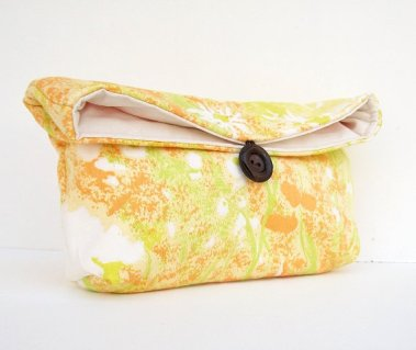 Makeup bag, by EdensWake on etsy.com