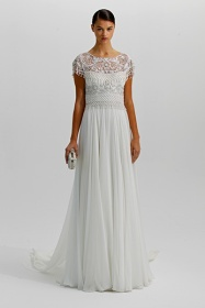 Marchesa dress from Fall 2012 collection