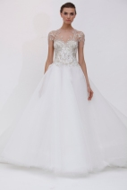 Marchesa dress from Spring 2012 collection