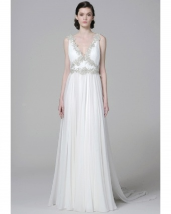 Marchesa gown from Spring 2013 collection