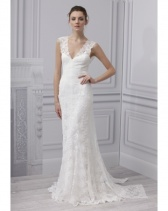 Monique Lhuillier dress from Spring 2013 collection