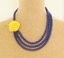 Necklace, by silverliningdecor on etsy.com