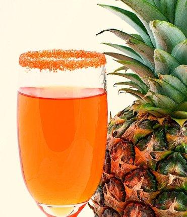 Orange cocktail rim sugar, by dellcovespices on etsy.com