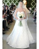 Oscar de la Renta dress from Spring 2013 collection