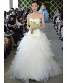 Oscar de la Renta gown from Spring 2013 collection