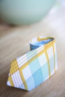 Pageboy tie, by butteredtoast on etsy.com