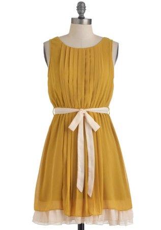 Pleats, Love And Harmony dress, from modcloth.com
