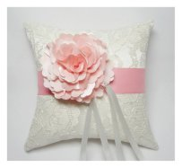 Ring pillow, by mirino on etsy.com