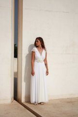 Romantic dress - US$230, by Barzelai on etsy.com