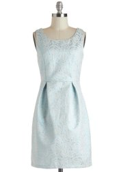 Royally Radiant dress, from modcloth.com