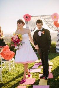 Short wedding dress - US$325, by MissBrache on etsy.com