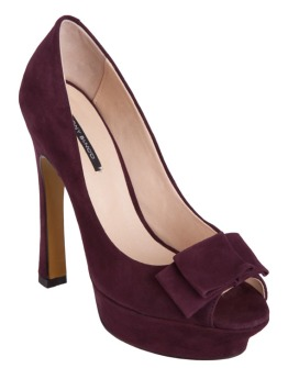 Tony Bianco Fairway peep toe heels, from theiconic.com.au