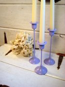 Vintage brass candlesticks, by jensdreamvintage on etsy.com