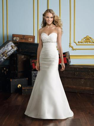 Voyage Bridal by Mori Lee Dress 6725 - US$410, from tjformal.com