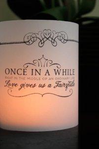 Wedding luminaries, by SweetSights on etsy.com