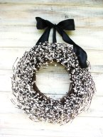 Wreath, by WildRidgeDesign on etsy.com