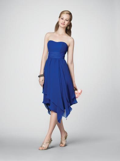 Alfred Angelo bridesmaid dress, from tjformal.com