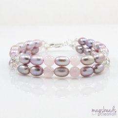 Bracelet, by magsbeadscreation on etsy.com