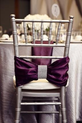Chair bow