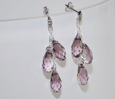 Earrings, by ssjewelrycreations on etsy.com