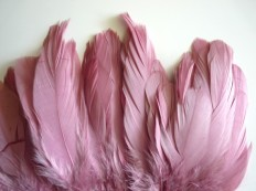 Feathers for decoration, by KIMONOSFeathers on etsy.com