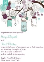 Invitation, by LeesaDykstraDesigns on etsy.com